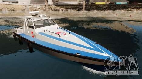 Predator U.S. Coast Guard for GTA 4