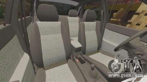 ВАЗ-Lada 2170 Priora v2.0 for GTA 4 upper view