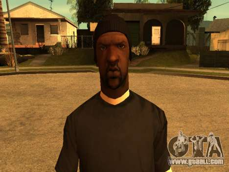 Beta Sweet skin for GTA San Andreas fifth screenshot