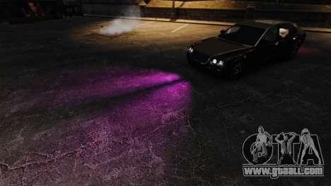 Pink light for GTA 4