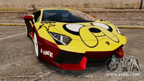 Lamborghini Aventador LP700-4 2012 [EPM] Jake for GTA 4