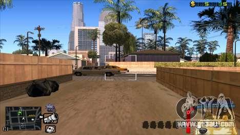 C-HUD Dog WOW for GTA San Andreas fifth screenshot