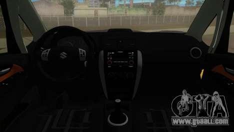 Suzuki SX4 Sportback for GTA Vice City left view