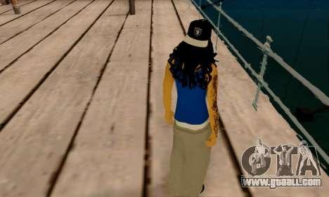 Ophelia v2 for GTA San Andreas sixth screenshot