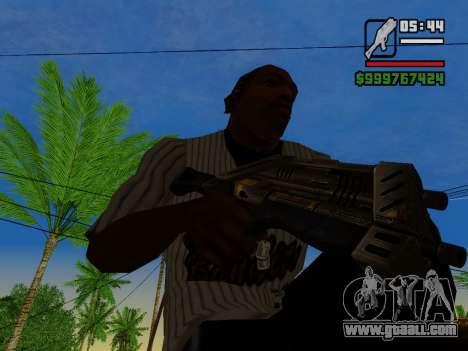 Defender v.2 for GTA San Andreas seventh screenshot