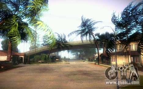 New Grove Street for GTA San Andreas fifth screenshot