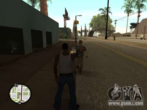 ProAim for GTA San Andreas third screenshot