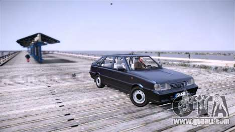 Daewoo FSO Polonez Caro Impo for GTA 4 left view