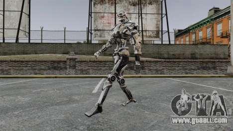 Terminator T-800 for GTA 4 third screenshot