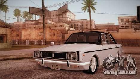Peykan 48 Blackroof for GTA San Andreas