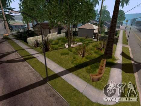 New Grove Street v3.0 for GTA San Andreas forth screenshot