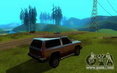 Sweet ENB Next Generation for GTA San Andreas forth screenshot