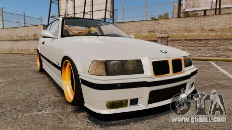 BMW M3 E36 for GTA 4