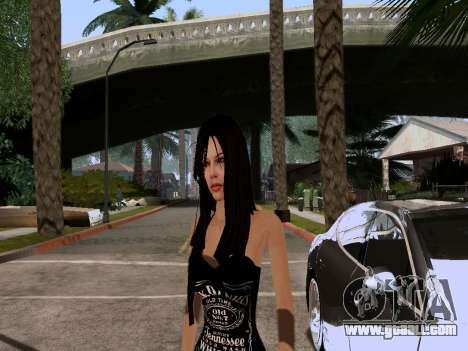 New Grove Street v3.0 for GTA San Andreas tenth screenshot