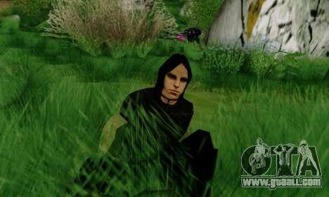 Glenn Danzig Skin for GTA San Andreas ninth screenshot