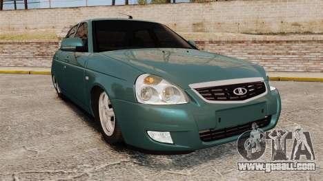 VAZ-2170 for GTA 4