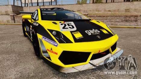Lamborghini Gallardo LP560-4 GT3 2010 Gads for GTA 4