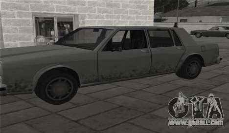 All wheels on all machines for GTA San Andreas third screenshot