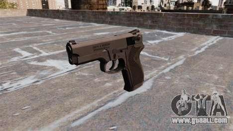 Gun Smith & Wesson Model 410 for GTA 4 third screenshot