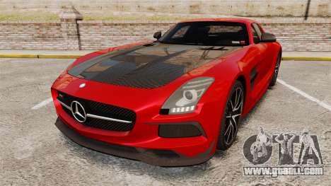 Mercedes-Benz SLS 2014 AMG GT Final Edition for GTA 4