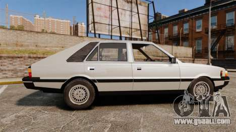 FSO Polonez 1500 for GTA 4 left view