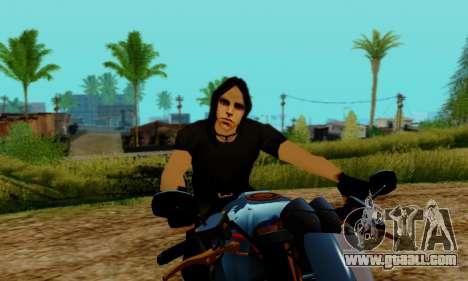 Glenn Danzig Skin for GTA San Andreas forth screenshot