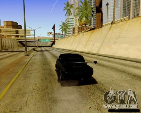 Most Wanted Enb v.2.0 for GTA San Andreas