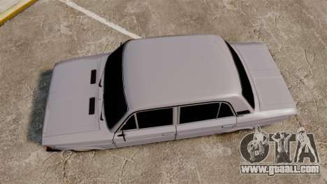 VAZ-2106 Zhiguli BUNKER for GTA 4 right view