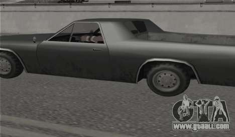 All wheels on all machines for GTA San Andreas second screenshot