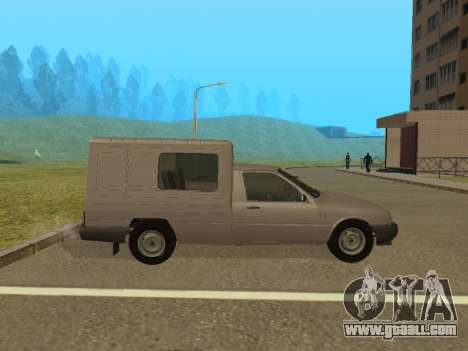 IZH 2717-90 for GTA San Andreas back left view
