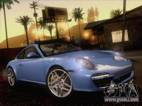 Porsche 911 Targa 4S for GTA San Andreas