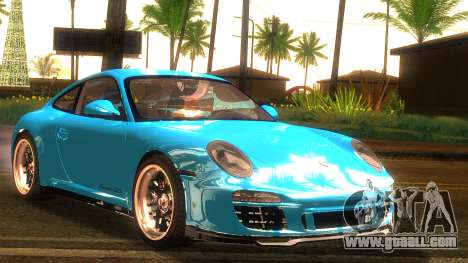 Porsche 911 Carrera GTS 2011 for GTA San Andreas