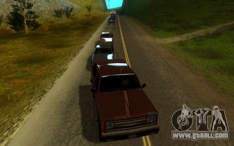 Sweet ENB Next Generation for GTA San Andreas fifth screenshot