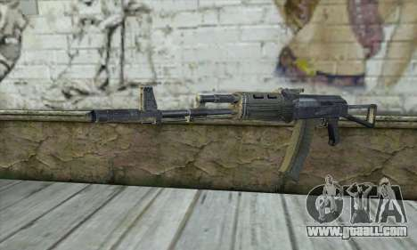 AK47 из S.T.A.L.K.E.R. for GTA San Andreas