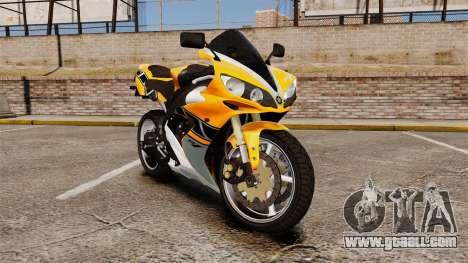 Yamaha R1 RN12 v.0.95 for GTA 4