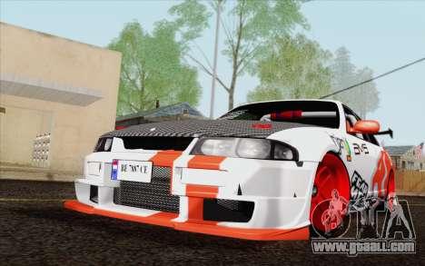 Nissan Skyline GT-R32 for GTA San Andreas