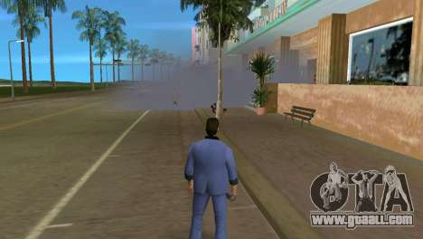 Pickups, smoke bombs for GTA Vice City forth screenshot
