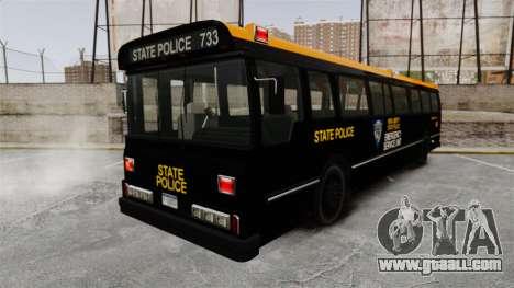 Brute Bus ESU [ELS] for GTA 4