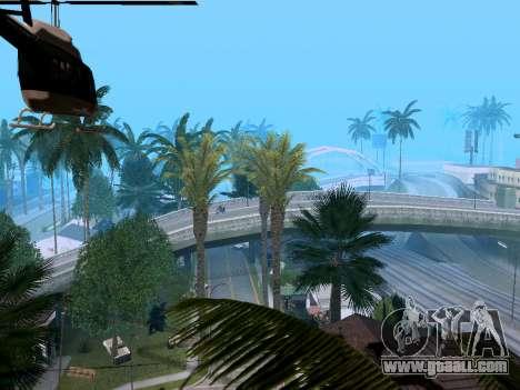 New Grove Street v3.0 for GTA San Andreas sixth screenshot