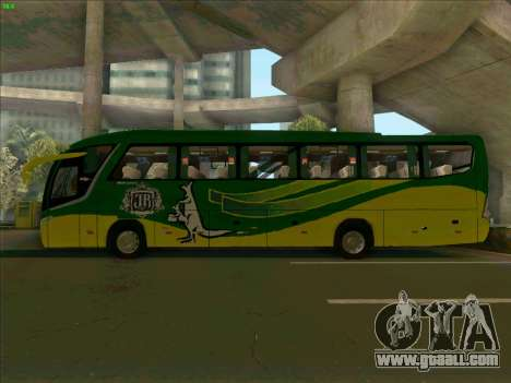 JR Australian Express for GTA San Andreas left view