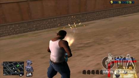 C-HUD Dog WOW for GTA San Andreas third screenshot
