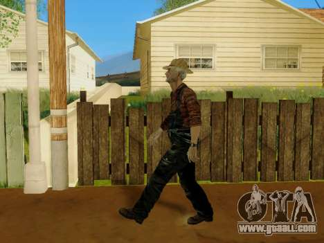 Farmer or amended and supplemented for GTA San Andreas tenth screenshot