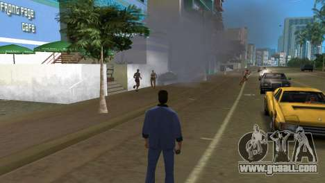 Pickups, smoke bombs for GTA Vice City sixth screenshot