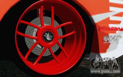 Nissan Skyline GT-R32 for GTA San Andreas back left view