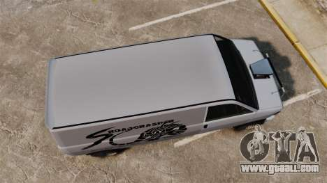 Burrito Bodybuilder for GTA 4 right view
