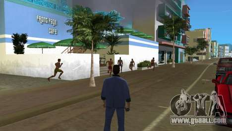 Pickups, smoke bombs for GTA Vice City fifth screenshot