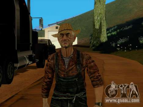 Farmer or amended and supplemented for GTA San Andreas third screenshot