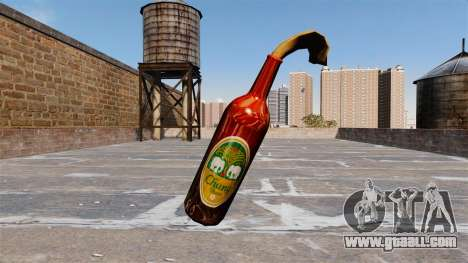 The Molotov Cocktail-Chang Beer- for GTA 4