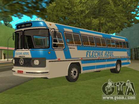 Mercedes Benz Mb O362 for GTA San Andreas