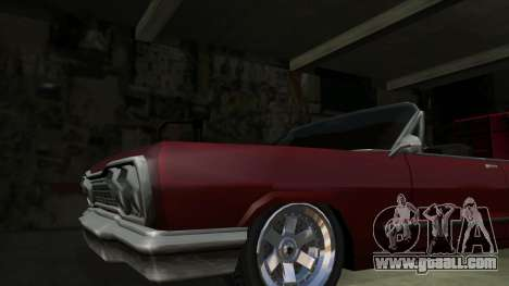 Wheels Pack by DooM G for GTA San Andreas forth screenshot